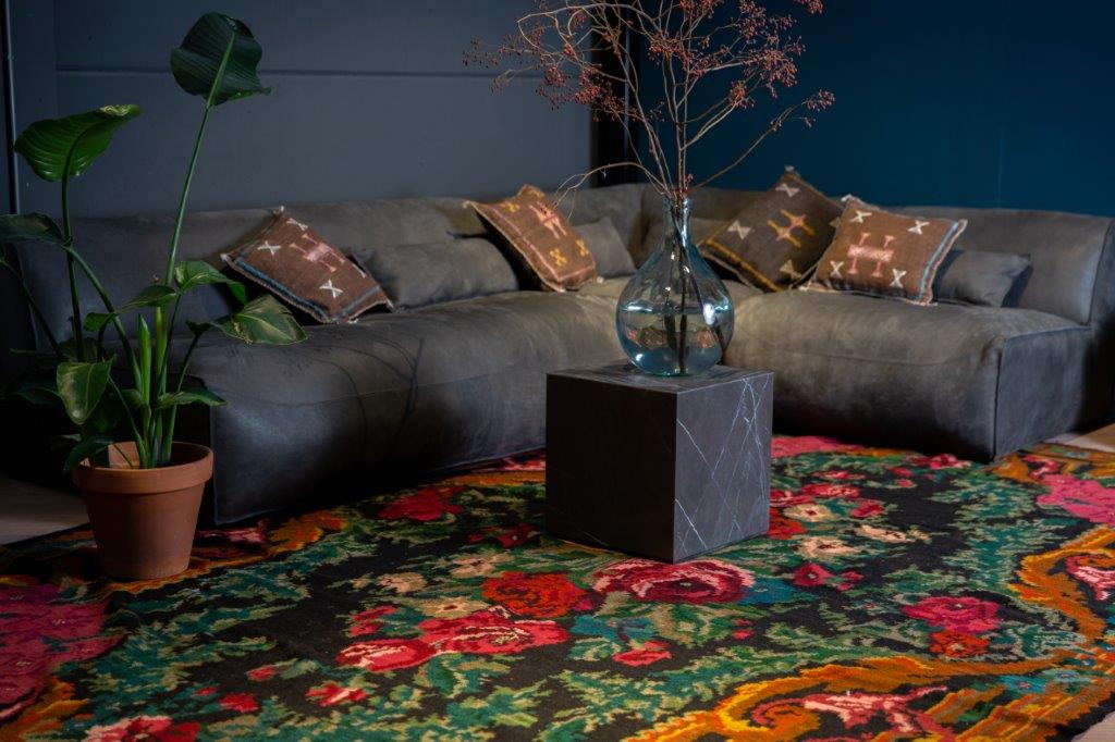 Rozenkelim tapijt