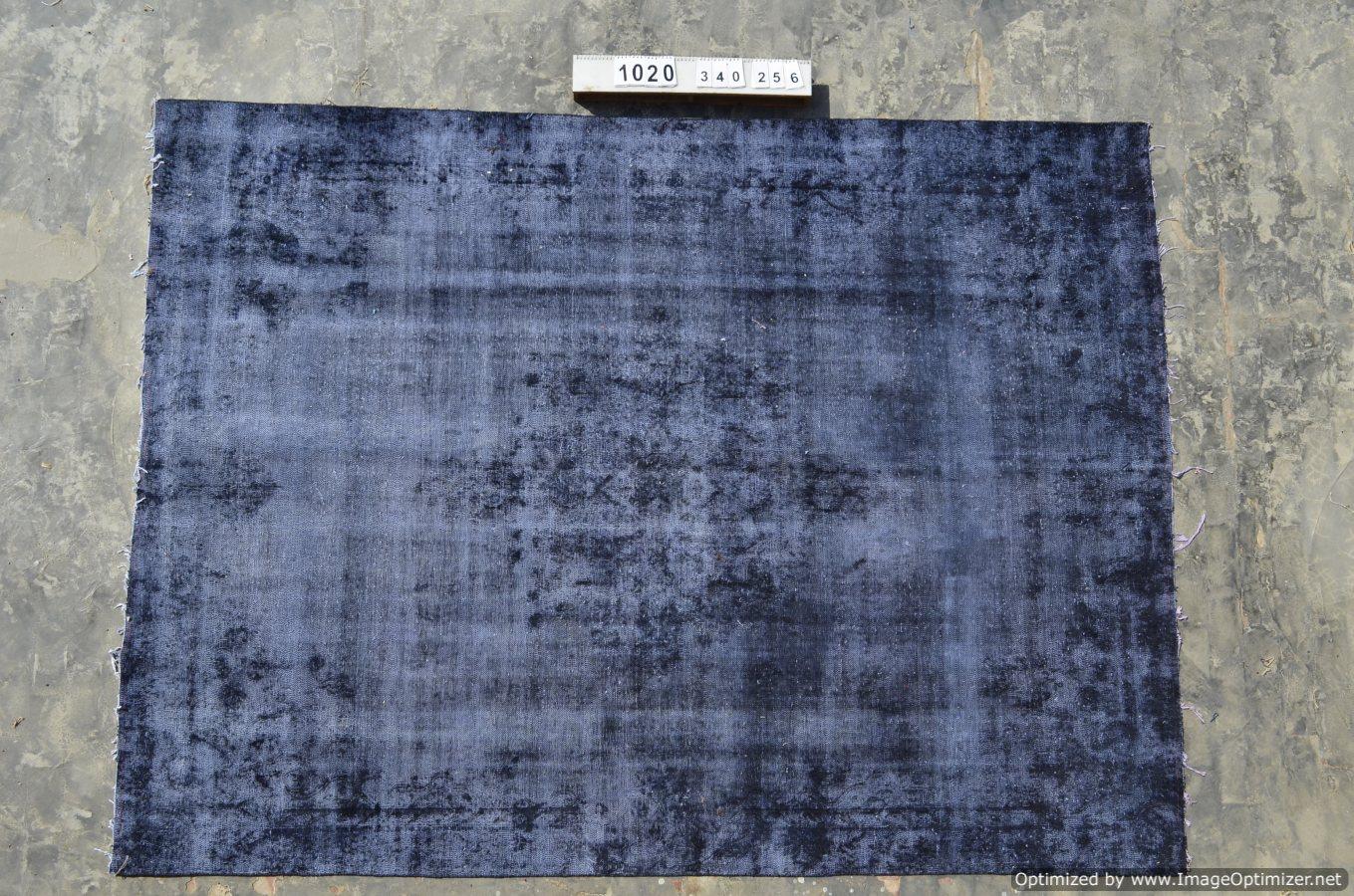 Zeer groot oud vloerkleed 1020 (340cm x 256cm) VERKOCHT