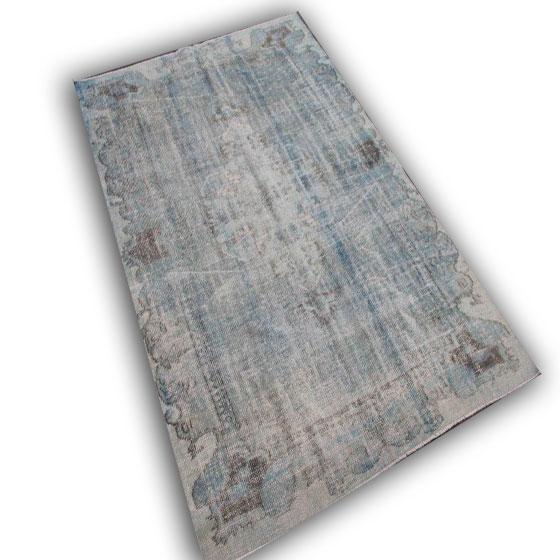 Grijs vintage kleed 10712 (257cm x 168cm)