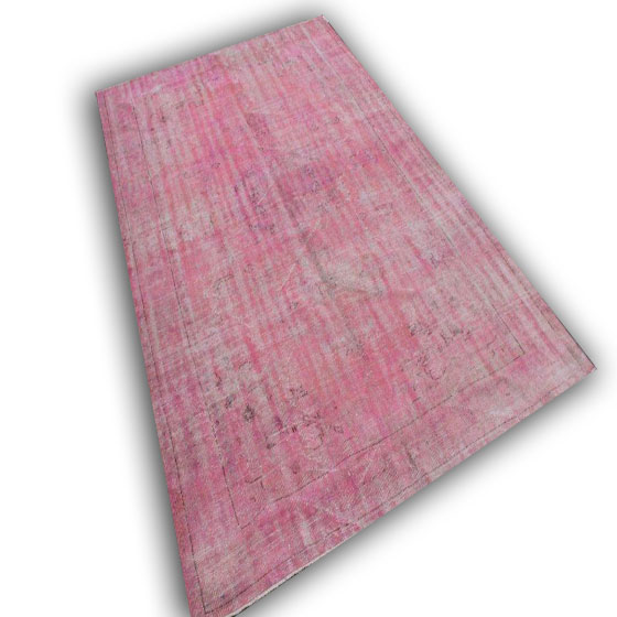 Roze tapijt 10745 (336cmx 223cm)