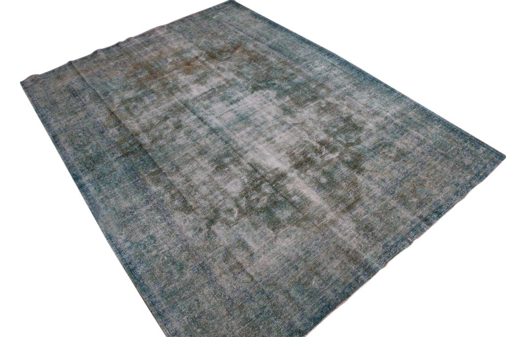 Authentiek recoloured vloerkleed nr 1219 (320cm x 237cm)