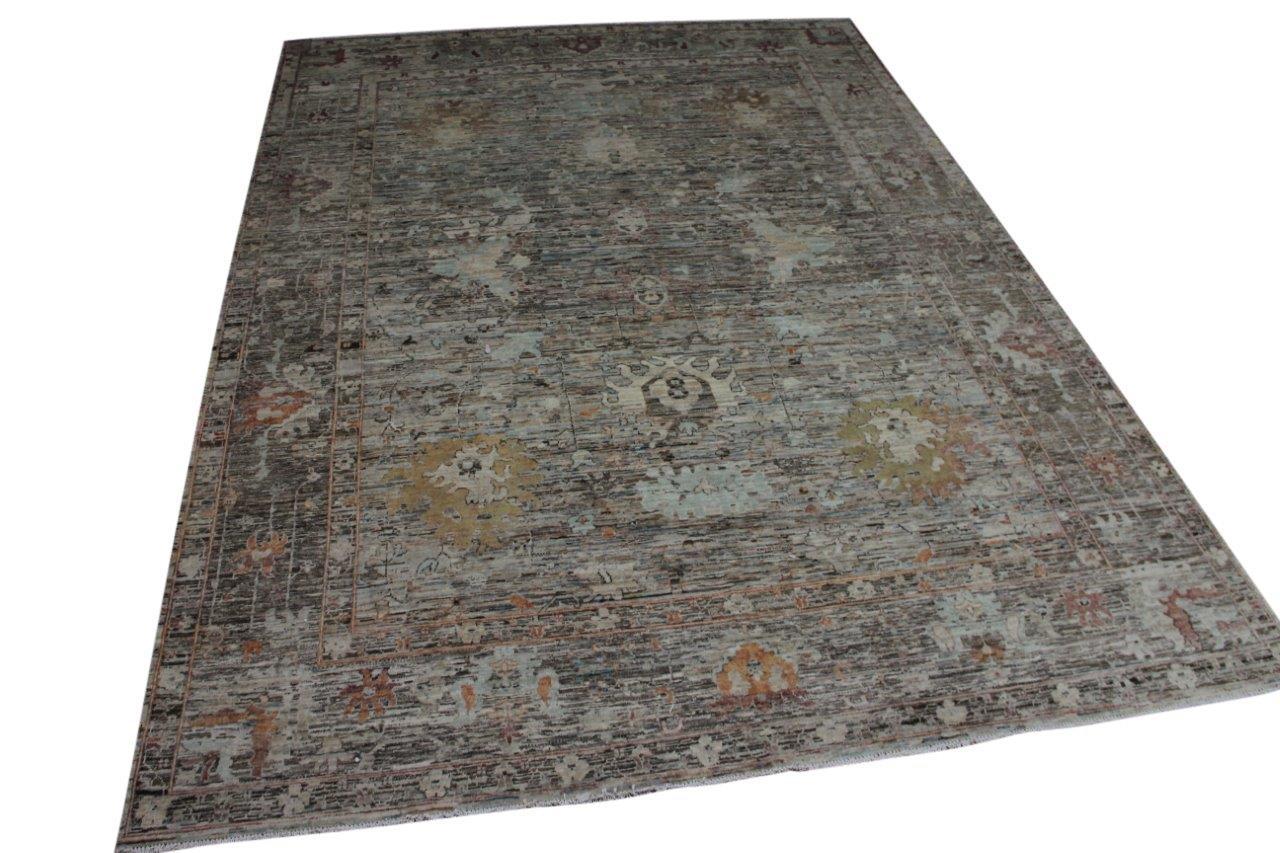 Handgemaakt vloerkleed uit Afghanistan 12273 351cm x 257cm