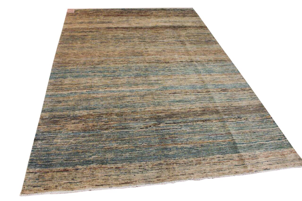 Handgemaakt vloerkleed uit Afghanistan 12956 294cm x 192cm