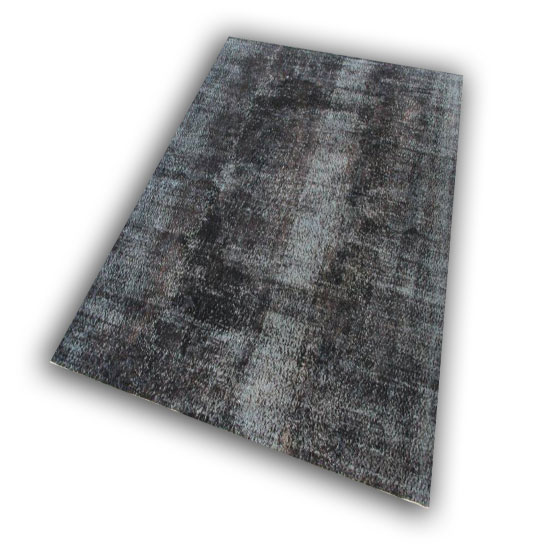 Zwart vloerkleed 1316 (276cm x 172cm)