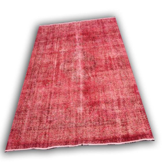 Rood vloerkleed 1406 (284cm x 201cm)