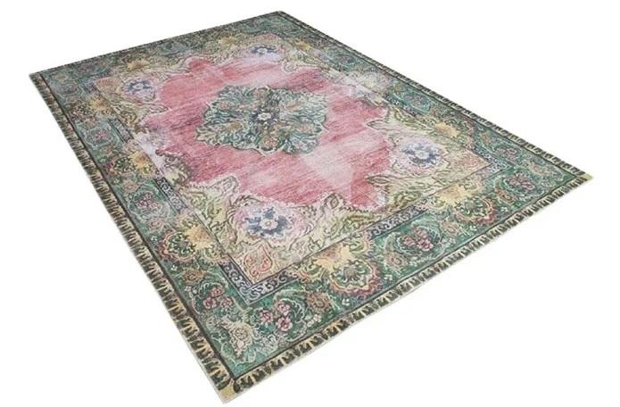 Vintage vloerkleed look vloerkleed 1499