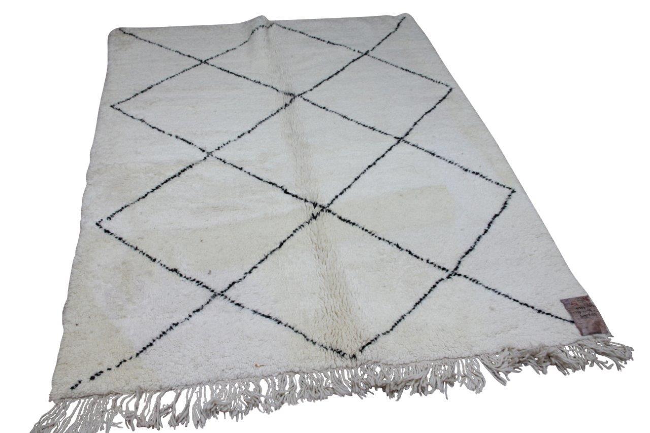 Beni ouarain 15327 220cm x 166cm (kleed heeft een vlek)