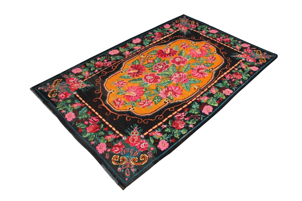 Antiek vintage tapijt 160 (314cm x 220cm)