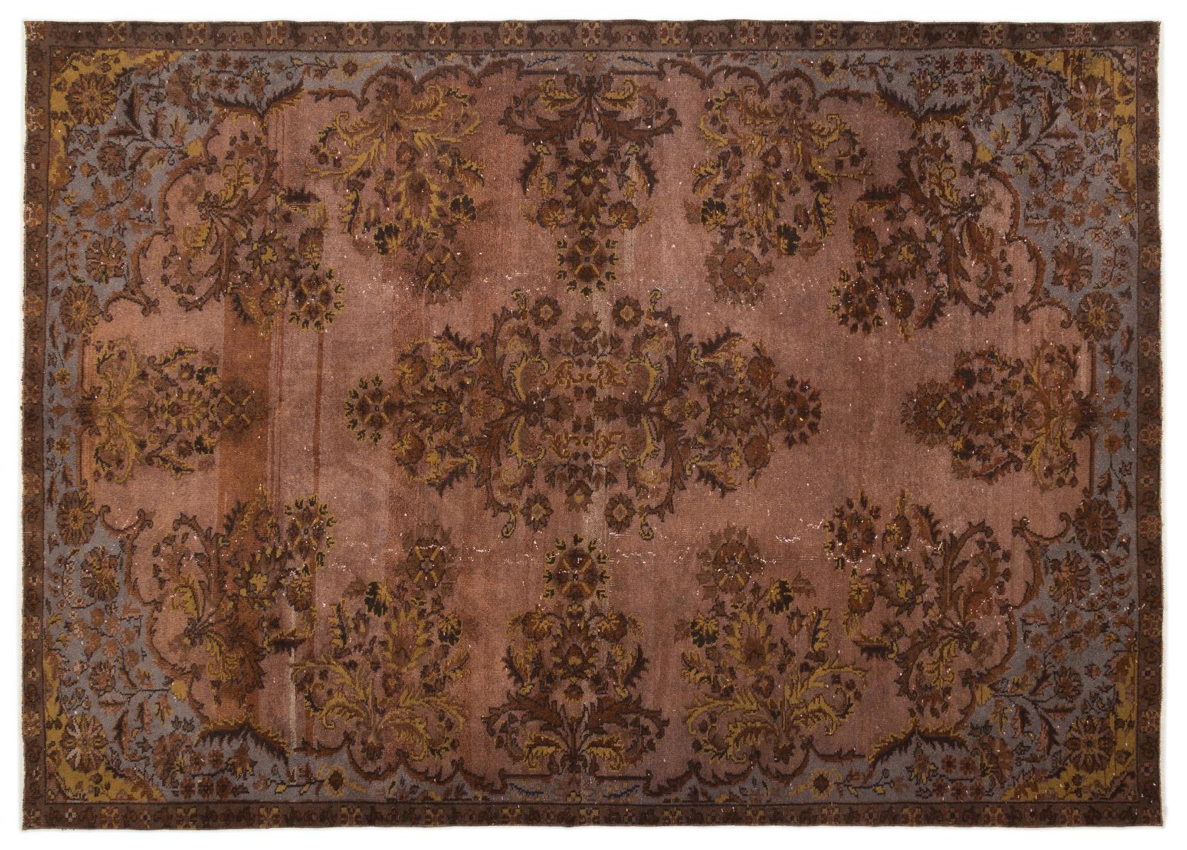 Vintage vloerkleed 17073 298cm x 215cm