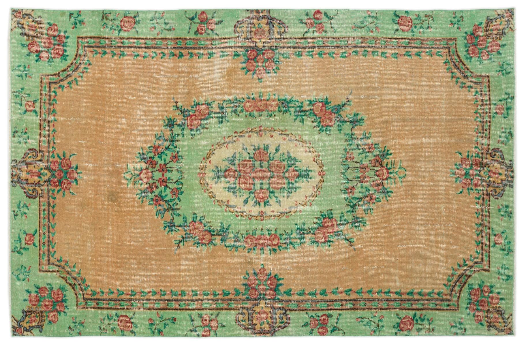 Vintage vloerkleed Isparta 17394 270cm x 173cm