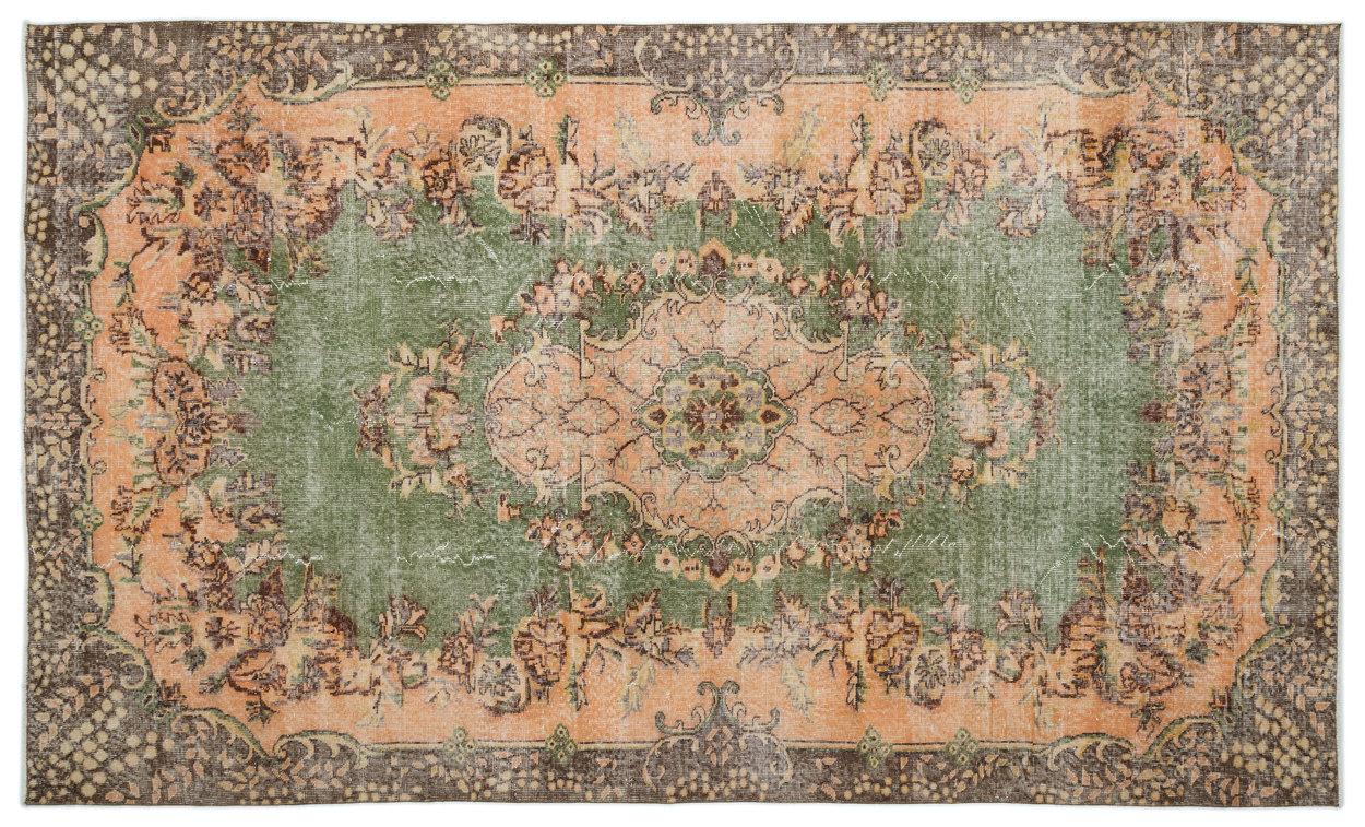 vintage vloerkleed 17257