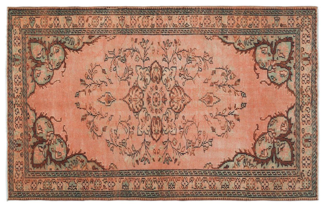 vintage vloerkleed 10315