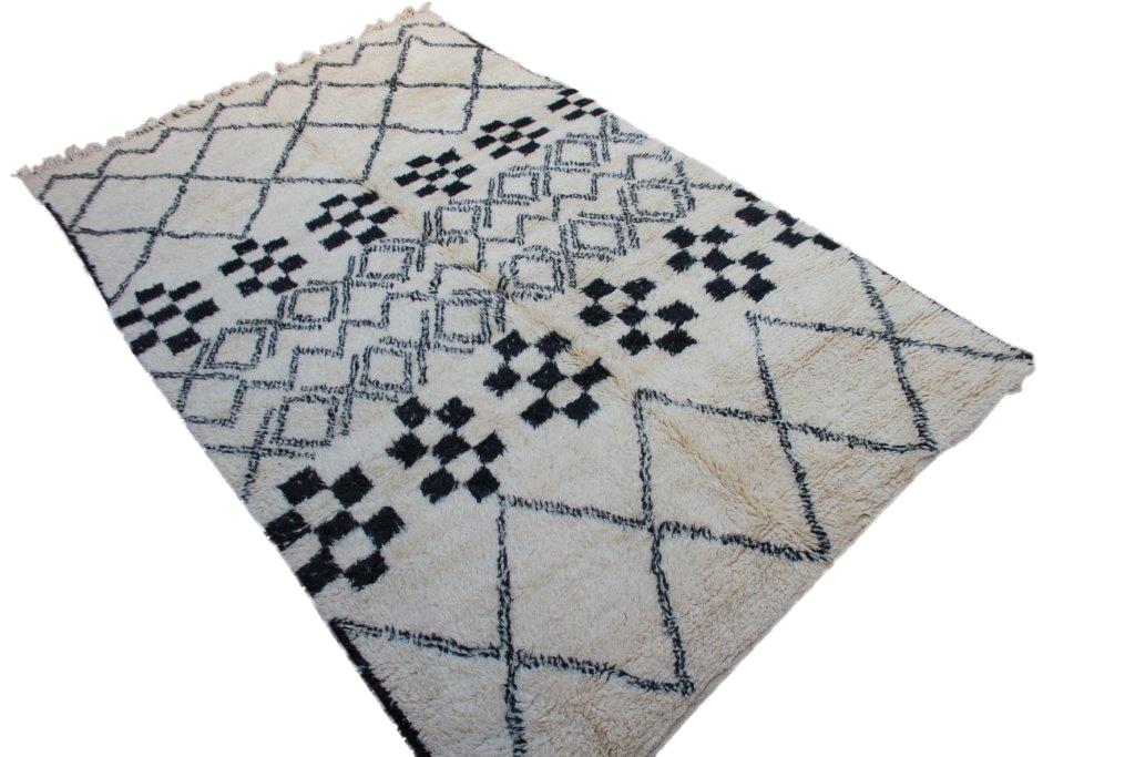 Berber vloerkleed 310cm x 195cm 20056