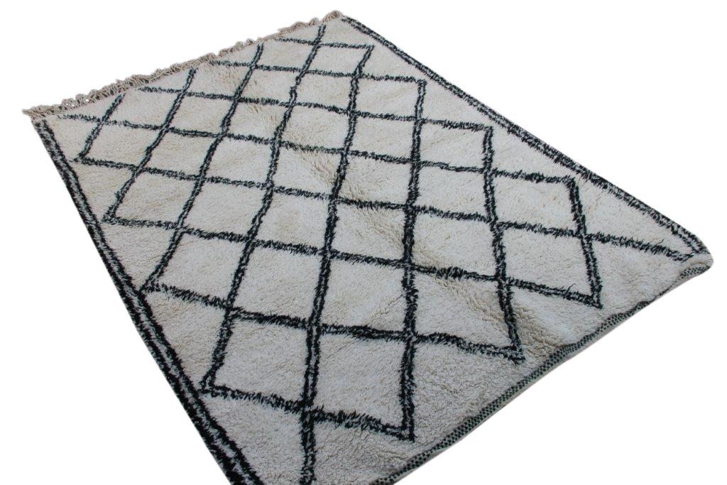 Berber vloerkleed uit Marokko no B020059 (310cm x 220cm