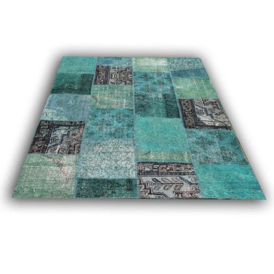 Patchwork tapijt 3029 (300cm x 200cm) GERESERVEERD!!!