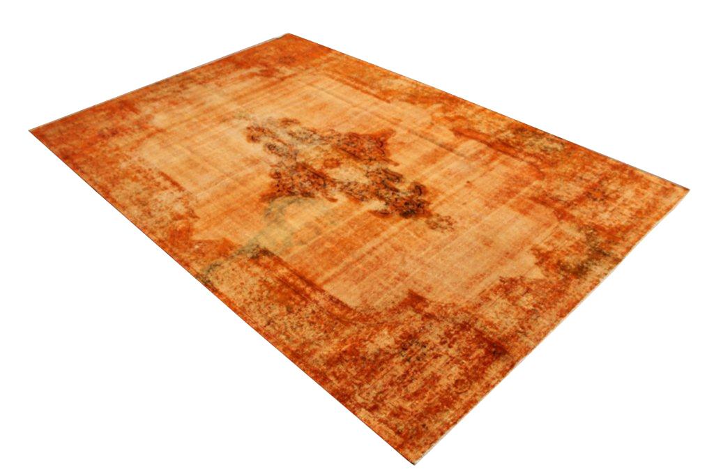 Vloerkleed oranje 23808 (323cm x 216cm)