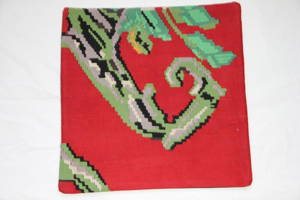 UITVERKOOP: Kelim kussen 50cm x 50cm, no 278 (zonder binnen kussen)