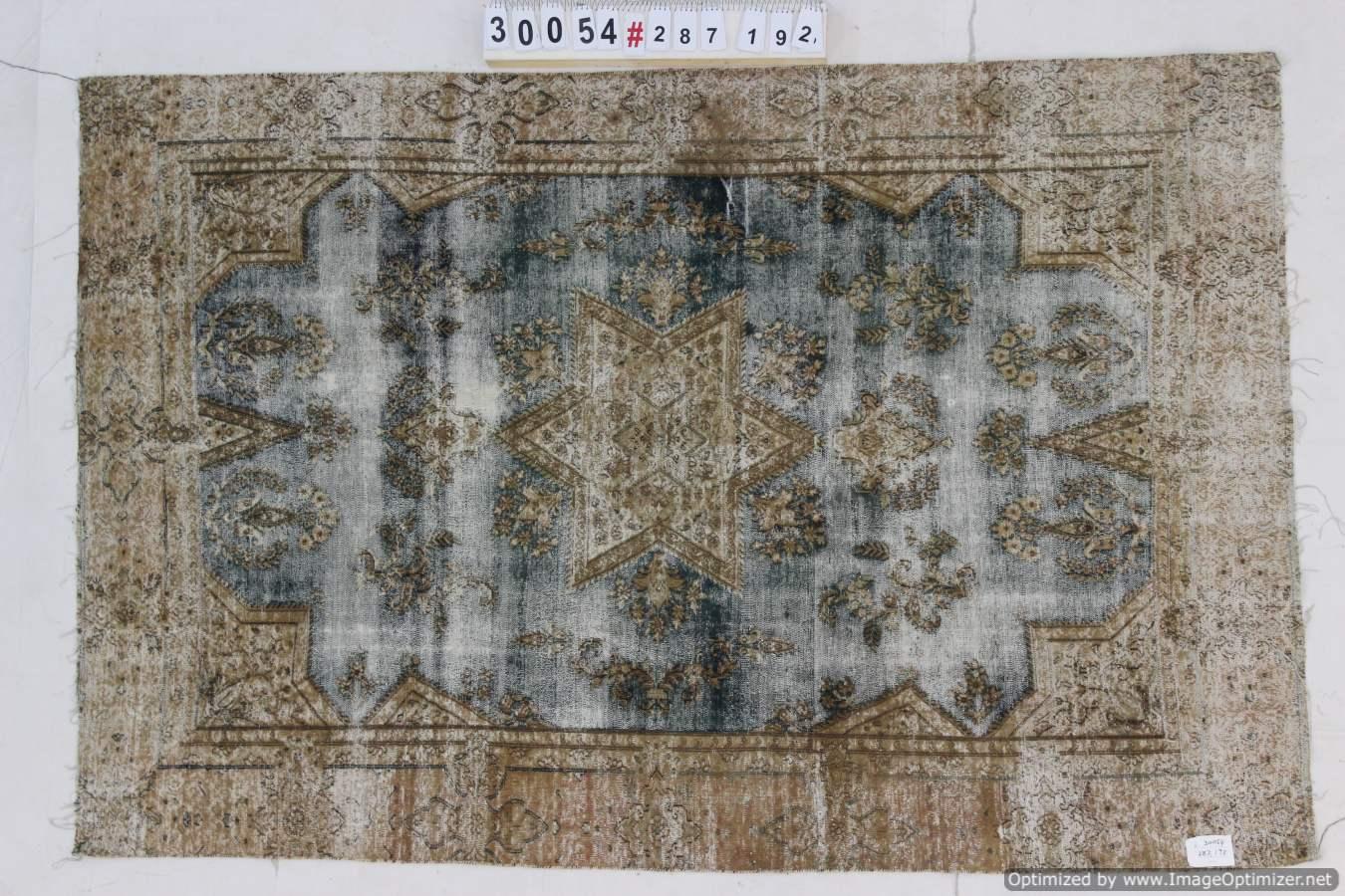 Recoloured tapijt uit Iran 30054 (287cm x 192cm)