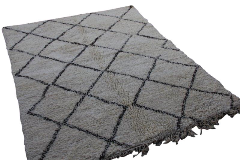 Berber vloerkleed, 284cm x 223cm