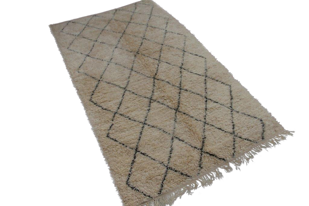Berber vloerkleed uit Marokko no 3375 288cm x 164cm