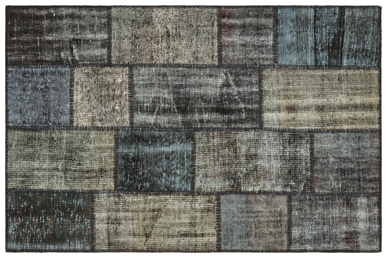 patchwork vloerkleed 35533