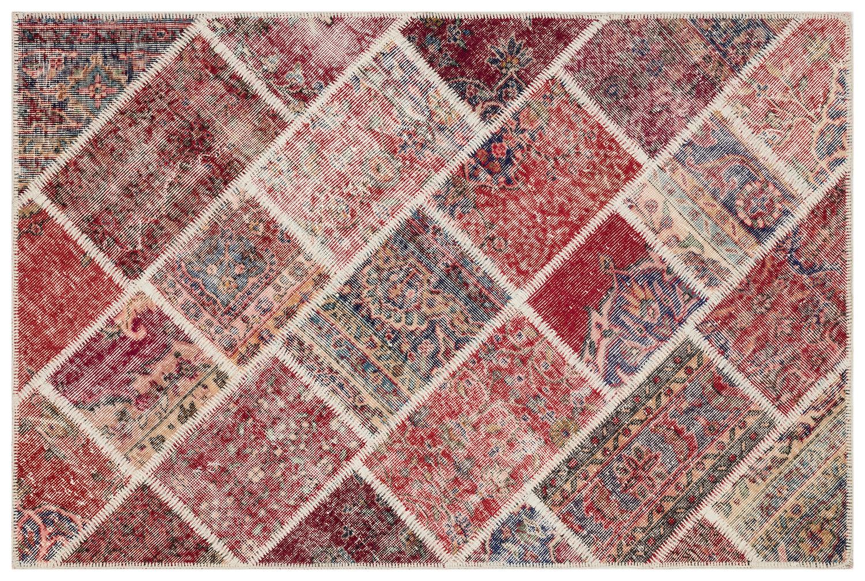 patchwork vloerkleed 35577