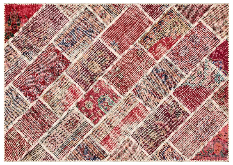 patchwork vloerkleed 35858