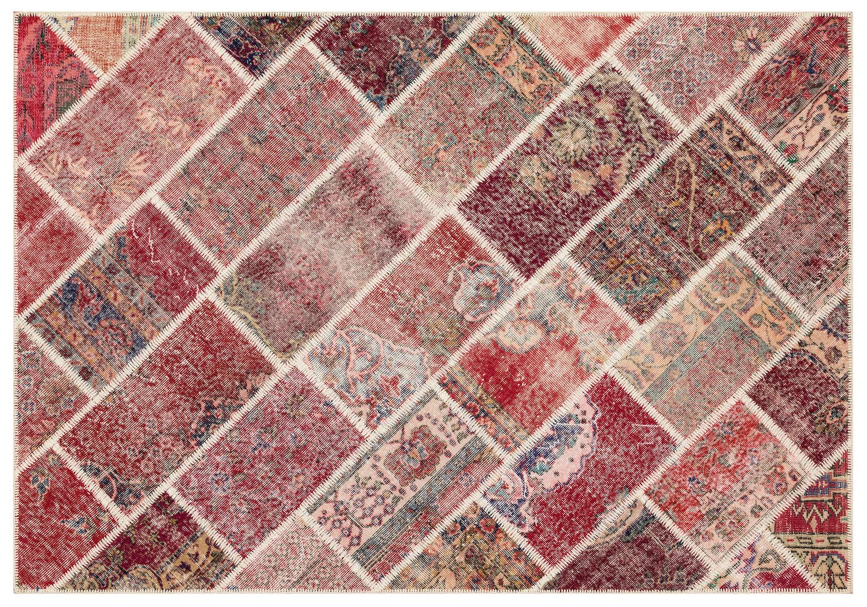 patchwork vloerkleed 35860
