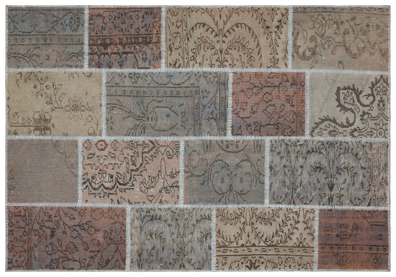 patchwork vloerkleed 35870