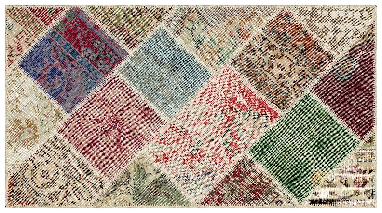 patchwork vloerkleed 36205