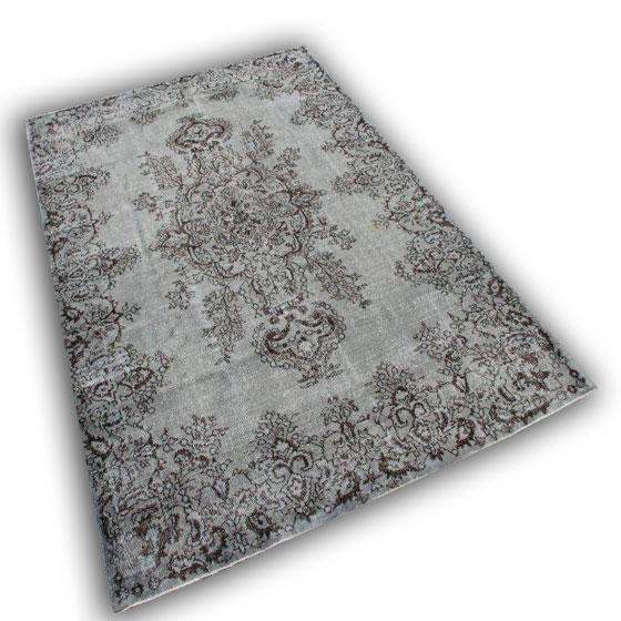 Grijs vloerkleed 4040 (303cm x 202cm)