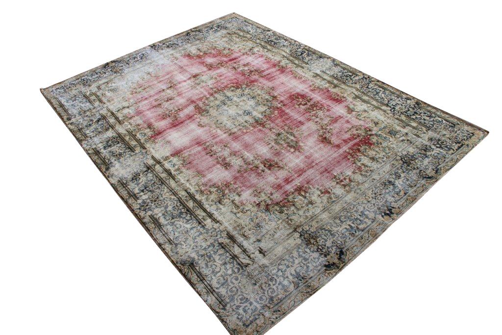 Vintage perzisch tapijt 410 (315cm x 225cm)