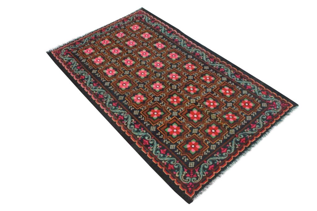 Handmade bessaraian rug 220cm x 130cm B428