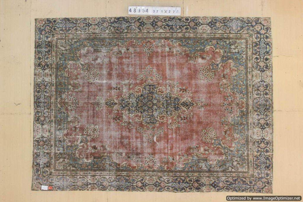 30 tot 80 jaar oud vloerkleed (geschoren en gewassen) 371cm x 272cm, no 48954 Leverbaar vanaf 10 februari, nu bestelbaar