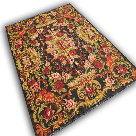 Bloemen vloerkleed 490 (300cm x 232)