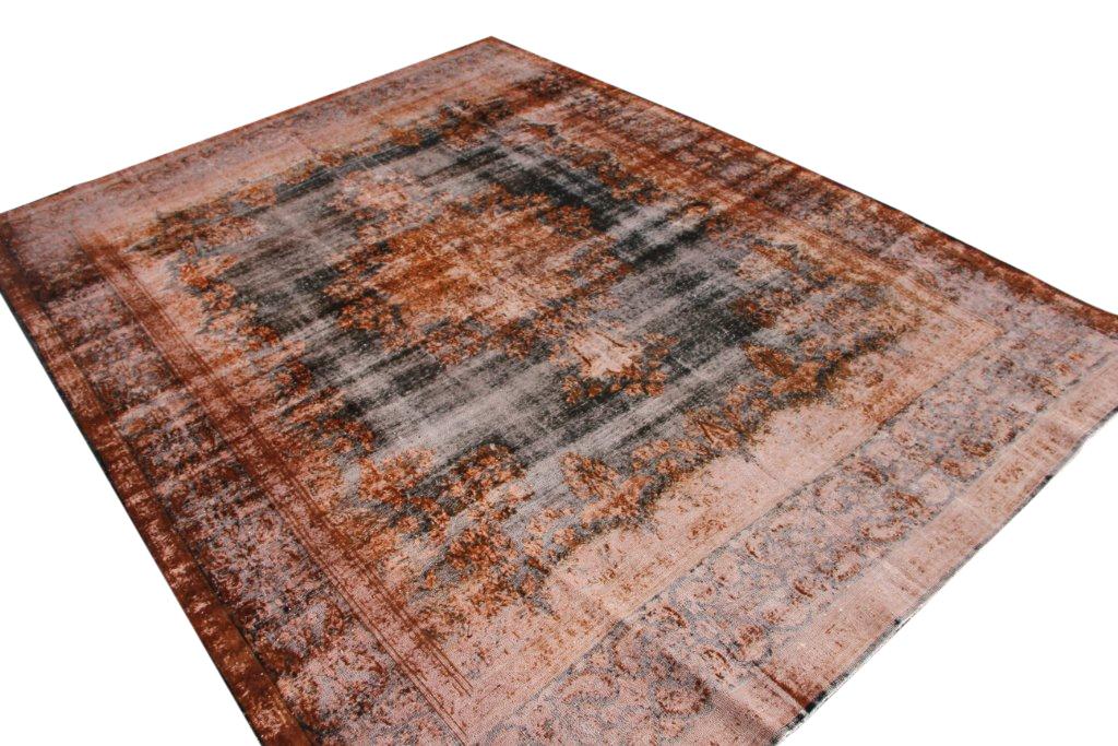 Antiek recoloured  vloerkleed nr 50054 (390cm x 302cm) VOS
