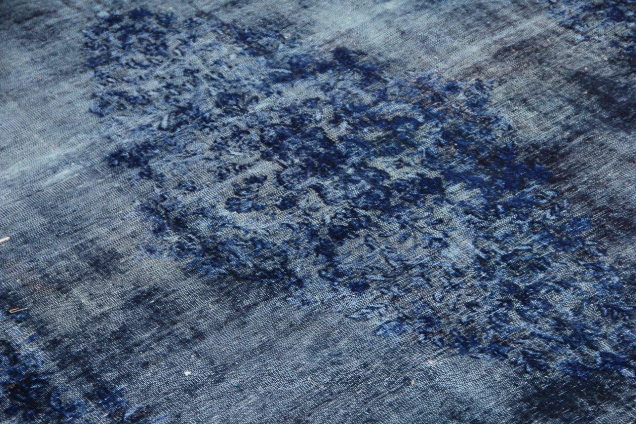 Vintage recoloured perzisch tapijt 50081 (360cm x 259cm)