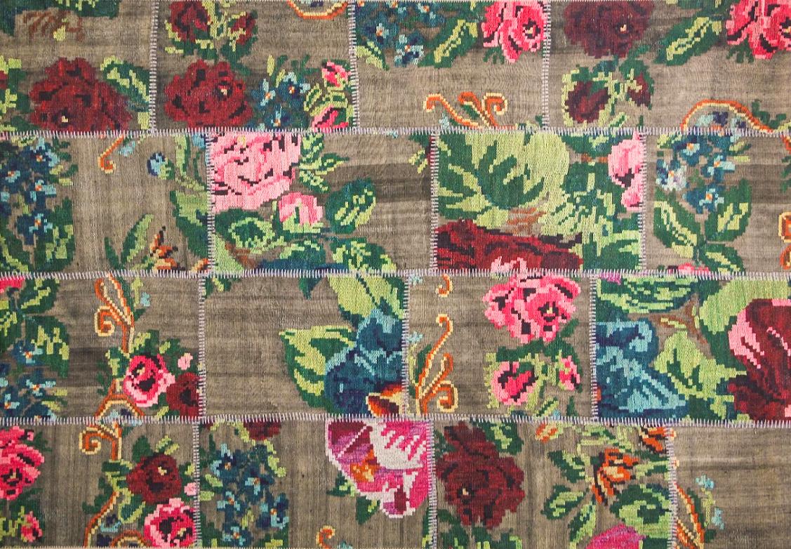 rozenkelim patchwork