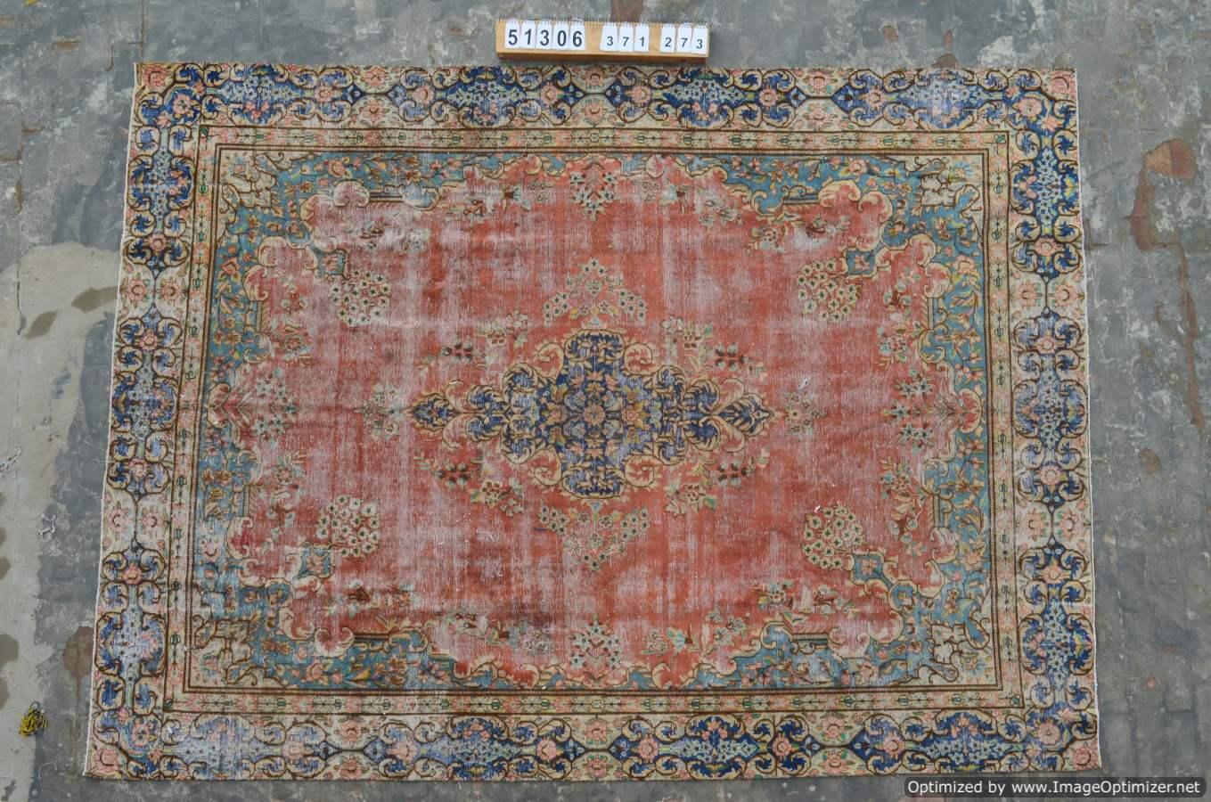 Vintage vloerkleed nr 51306 ( 371cm x 273cm) Nieuw ingekocht, vanaf 10 April op voorraad!