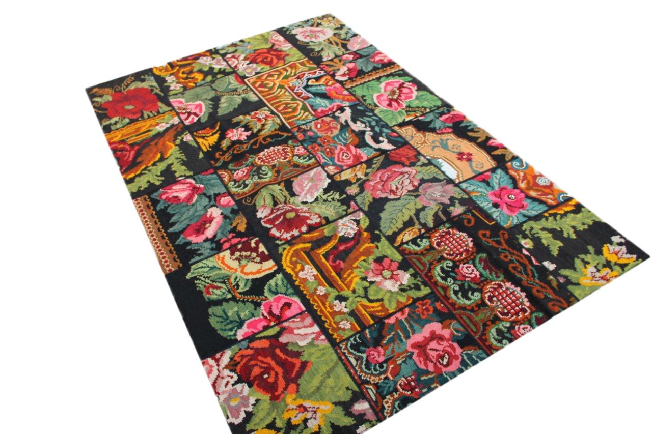 Kelim patchwork  6835 (303cm x 203cm) WEEKAANBIEDING!