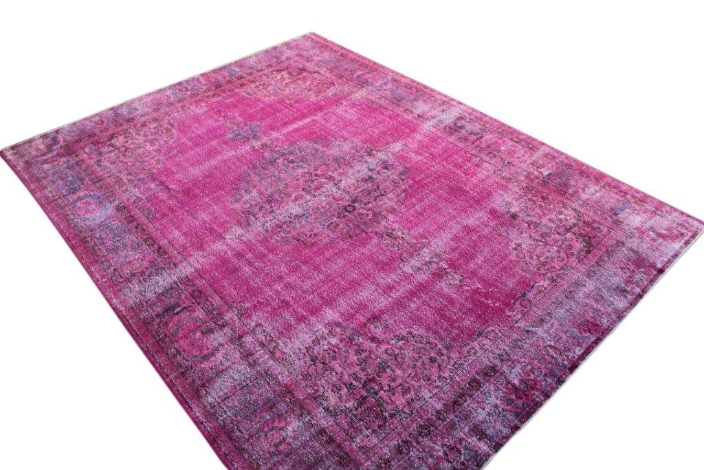 Vintage tapijt nr 701  (328cm x 250cm) Dit kleed is verkocht!!!