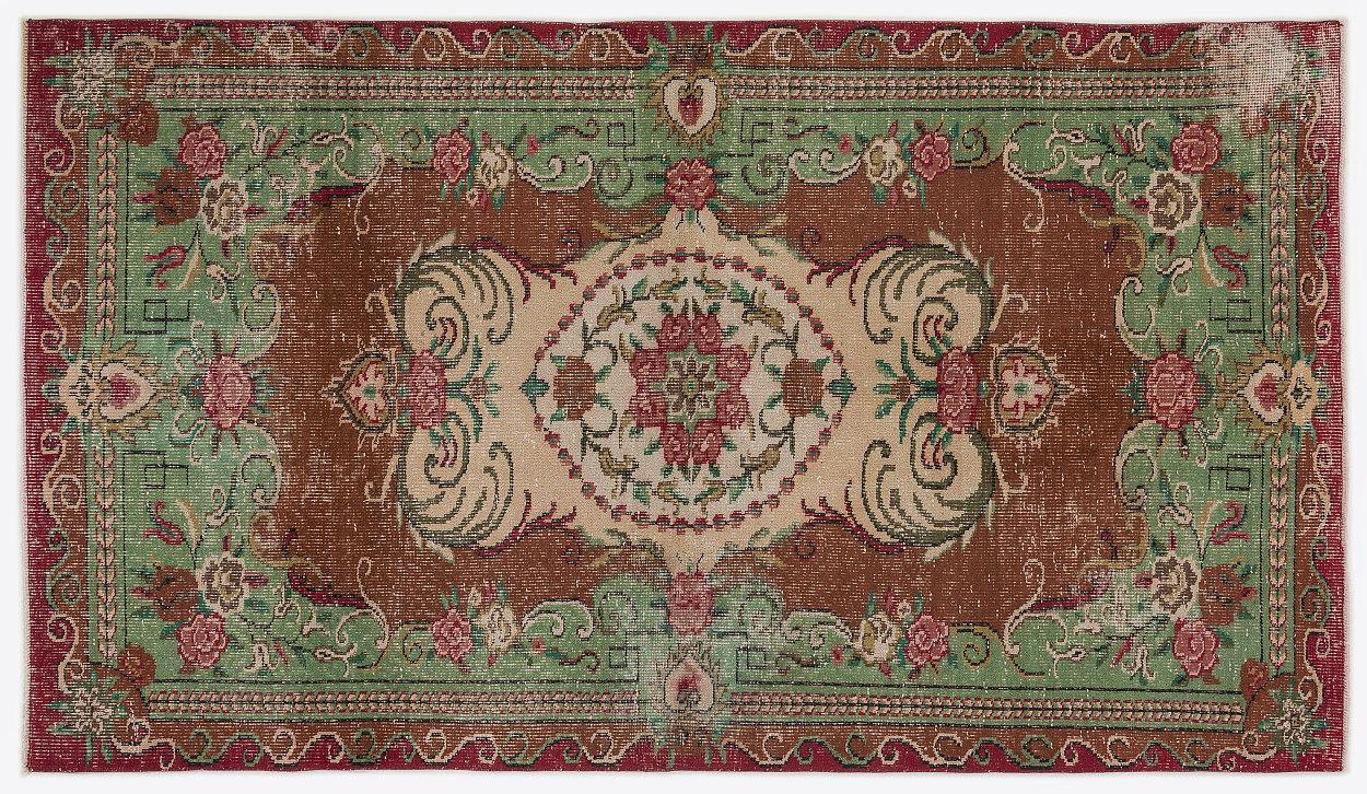 vintage vloerkleed 7043