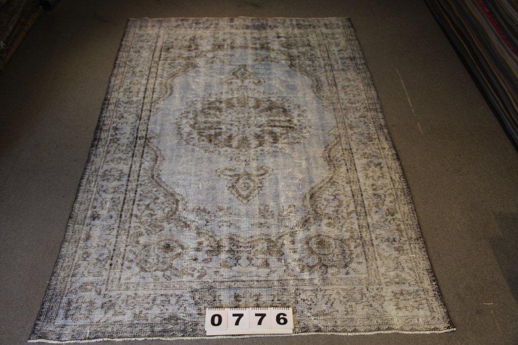 Recoloured klassiek vloerkleed nr 776 (251 cm x 161 cm) Gereserveerd