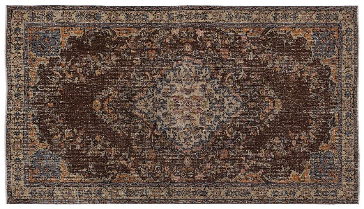 Vintage vloerkleed diverse kleuren 8404 260cm x 147cm