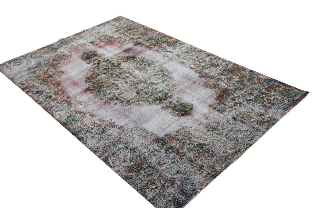 Recoloured perzisch tapijt 849D (280cm x 180cm)