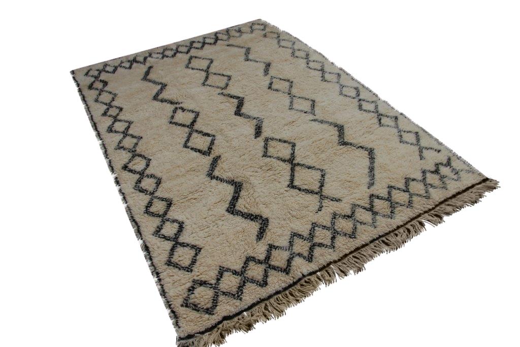 Berber vloerkleed, 280cm x 212cm