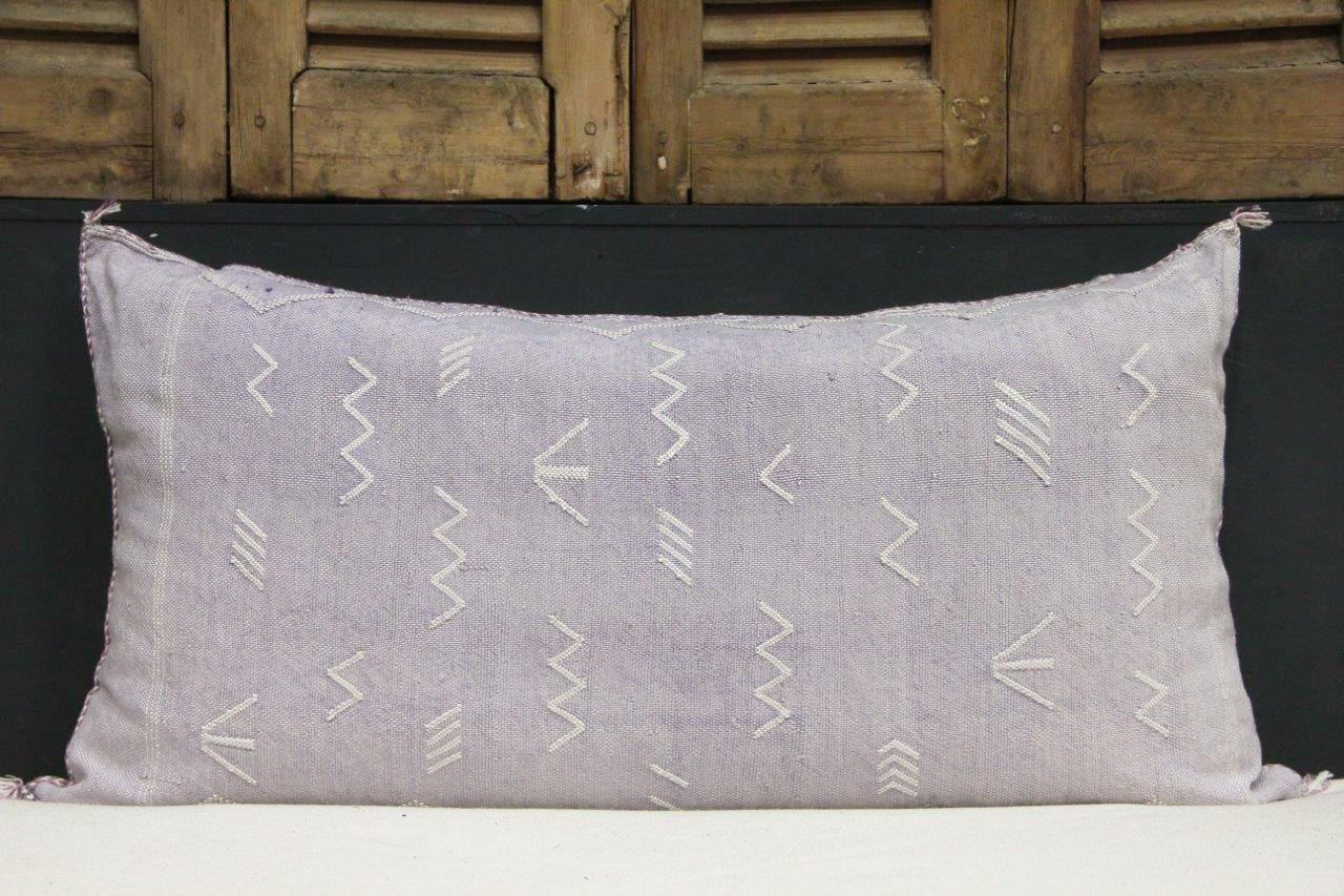 kussen uit marokko 100cm x 50cm incl vulling nr.9066