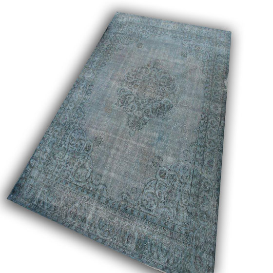 Recolored perzisch tapijt 96 (352cm x 248cm)