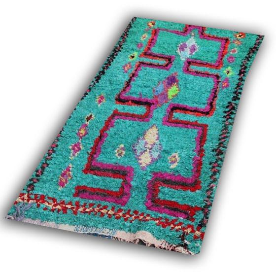 Boucherouitte marokko 9690 (200cm x 95cm)