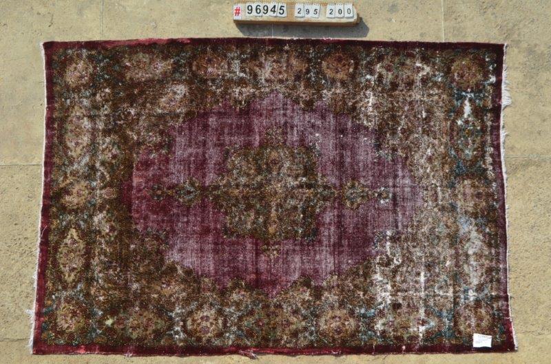 Vintage vloerkleed 295cm x 200cm  (nr96945)